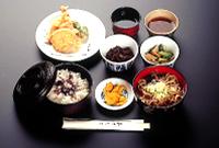 天ぷら定食 1,200円